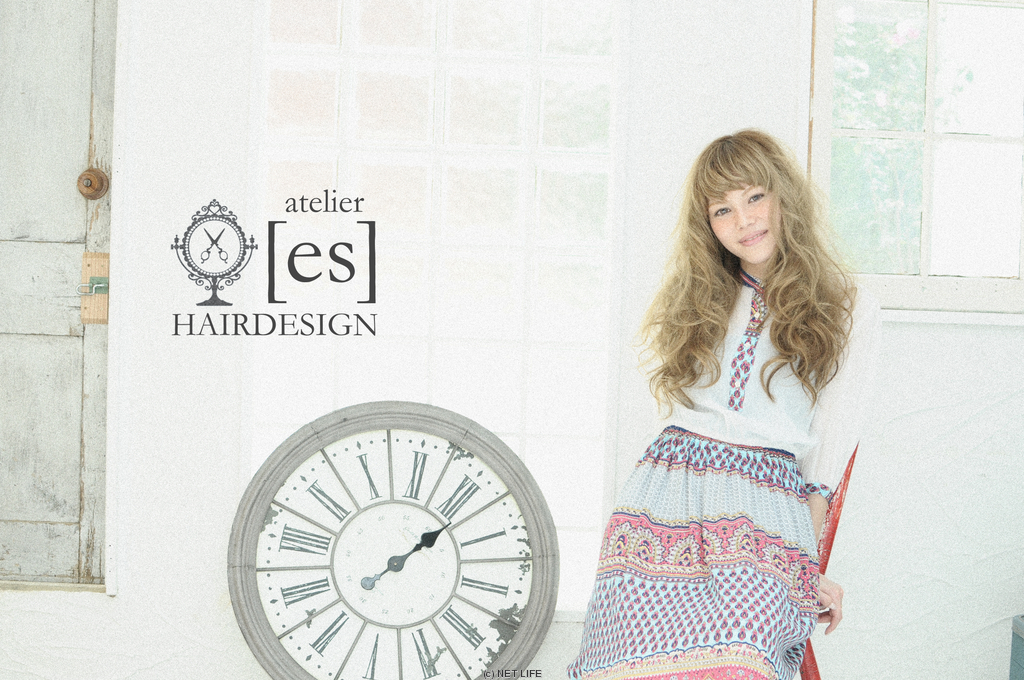 atelier [ es ] HAIR DESIGN アトリエエスヘアデザイン メイン画像
