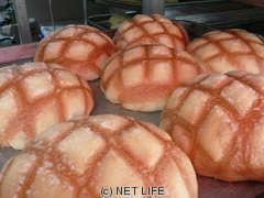 ハッピーメロンパン