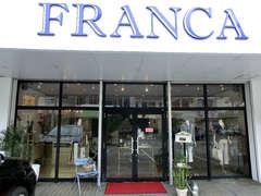 FRANCA   フランカ