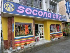Second city セカンドシティー