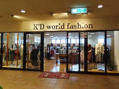 K'D WORLD FASHION
