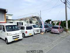オートパーツNRT 沖縄 中古車 販売店