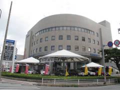 琉球日産自動車 浦添営業所