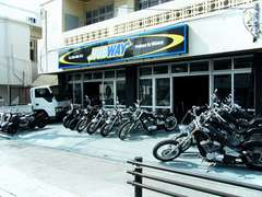 HUBWAY|沖縄 バイク 販売店