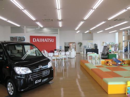 琉球ダイハツ販売(株)U-CAR東浜店